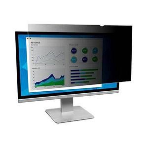 3M PFMAP001 Display-Blickschutzfolie f uuml r 54,61 cm 21,5 Zoll 16 9 Notebook- und Flachbildschirme