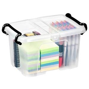 cep Aufbewahrungsbox 6,0 l transparent 30,0 x 22,5 x 18,3 cm