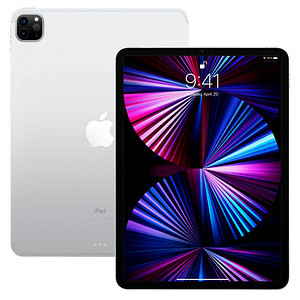 Apple iPad Pro 11.0 5G 3.Gen 2021 27,9 cm 11,0 Zoll 256 GB silber