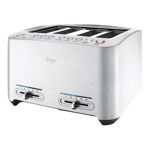 Sage the Smart Toast™ Toaster silber STA845BAL2EEU1