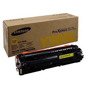 SAMSUNG CLT-Y505L SU512A gelb Toner