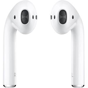 Apple AirPods 2. Gen. In-Ear-Kopfhörer weiß MV7N2ZM/A