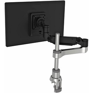 r-go Caparo 4 D2 Monitor-Halterung silber, schwarz RGOVLCA4SI