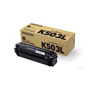 SAMSUNG CLT-K503L SU147A schwarz Toner