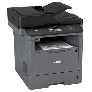 brother MFC-L5700DN 4 in 1 Laser-Multifunktionsdrucker grau