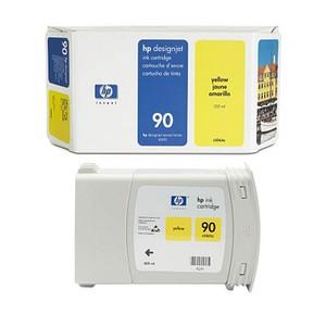 HP 90 (C5065A) gelb Tintenpatrone