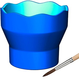 FABER-CASTELL CLICK & GO Wasserbecher