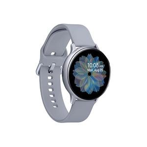 SAMSUNG Watch Active 2 LTE Smartwatch grau, silber