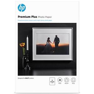HP Fotopapier CR675A DIN A3 glänzend 300 g/qm 20 Blatt