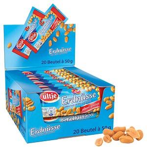 ültje pikant gewürzt Erdnüsse 20x 50 g