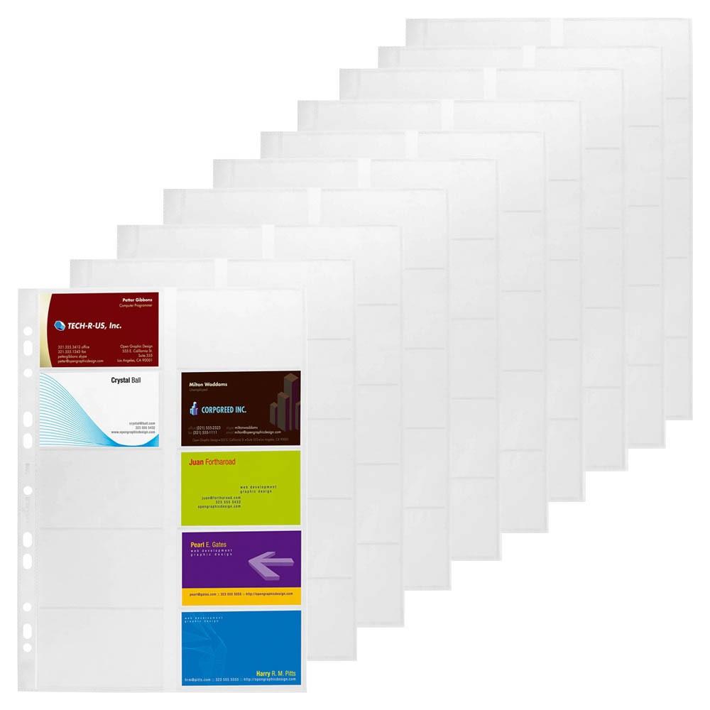 Visitenkarten Aufbewahrung Günstiger Online Kaufen Büroshop24