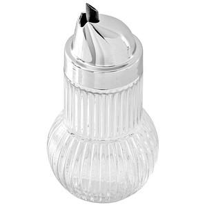 FACKELMANN Zuckerstreuer bzw. Milchkännchen transparent
