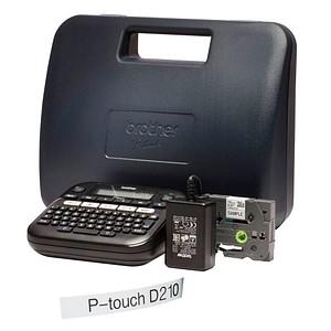 Beschriftungsgerät P-touch D210VP von brother