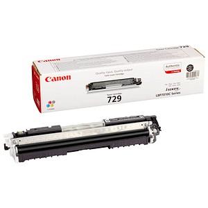 Canon 729 BK schwarz Toner