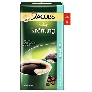 JACOBS Krönung Balance Kaffee, gemahlen 500,0 g
