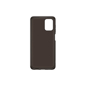 SAMSUNG Soft Clear Cover Handy-Cover schwarz