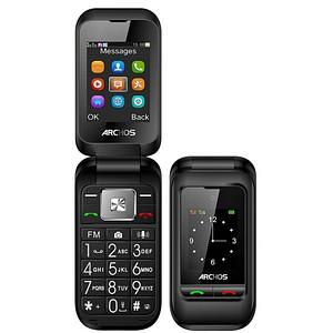 Großtastenhandy Flip Phone von ARCHOS