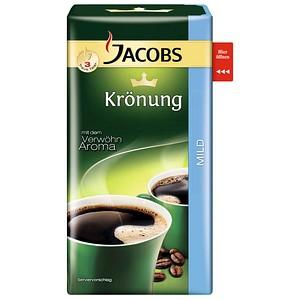 JACOBS Krönung MILD Kaffee, gemahlen 500,0 g