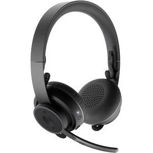 Logitech Zone Wireless Wireless-Headset schwarz 981-000798