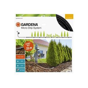 GARDENA Bewässerungs-Set Micro-Drip-System Start Set Pflanzreihen M automatic 25,0 m 13012-20