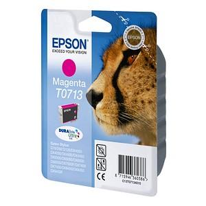 EPSON T0713 magenta Tintenpatrone