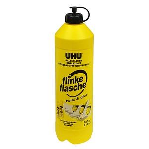 UHU Nachfüllflasche flinke flasche Kleber Nachfüllflasche 760,0 g 46320