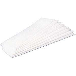 10 MAUL Löschpapier für Tafellöscher