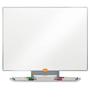 nobo Whiteboard Classic Emaille 60,0 x 45,0 cm emaillierter Stahl