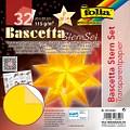 Faltblätter Bascetta-Stern von folia