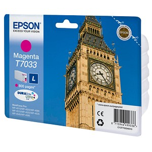 EPSON T7033L magenta Tintenpatrone