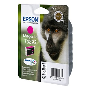 EPSON T0893 magenta Tintenpatrone