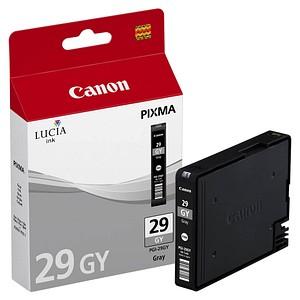Canon PGI-29 GY grau Tintenpatrone