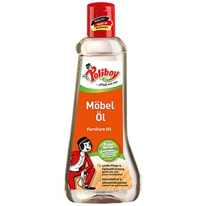 Poliboy Möbelpflege Möbel Öl 0,2 l