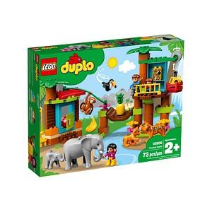 LEGO® Duplo 10906 Baumhaus im Dschungel Bausatz
