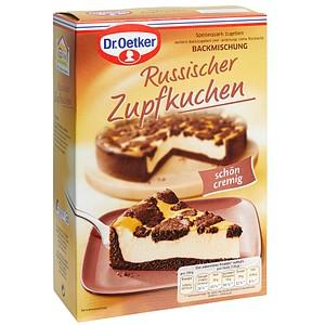 Dr.Oetker Russicher Zupfkuchen Backmischung 670,0 g