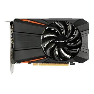 GIGABYTE GeForce® GTX 1050 Ti D5 4G Grafikkarte 4.096 MB GDDR5 128 Bit