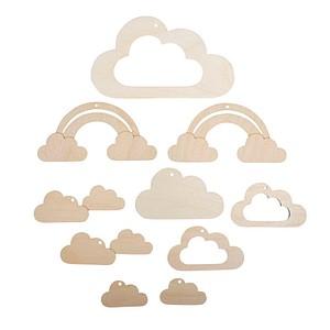 Rayher Mobile-Anhänger Wolke