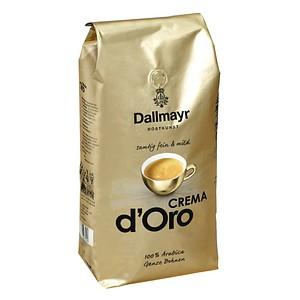 Dallmayr Kaffee CREMA d'Oro Kaffeebohnen 1,0 kg