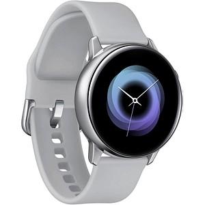 SAMSUNG Galaxy Watch Active Smartwatch silber SM-R500NZSADBT