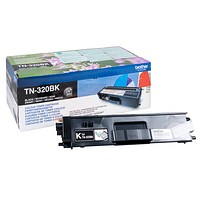 brother Toner TN-320BK schwarz