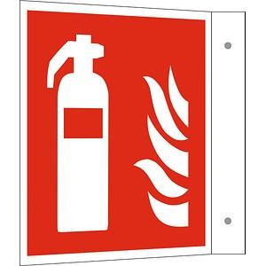 SafetyMarking® Brandschutzschild - Feuerlöscher