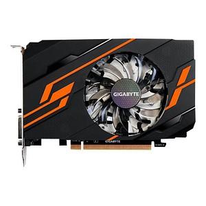 GIGABYTE GeForce® GT 1030 OC Grafikkarte 2.048 MB GDDR5 64 Bit GV-N1030OC-2GI