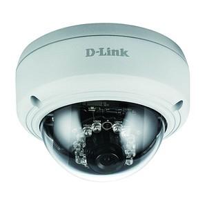 D-Link Vigilance Full HD PoE Dome DCS-4603 Smart Home IP-Überwachungskamera