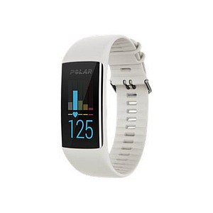 POLAR A370 M/L Fitnesstracker weiß 90064879