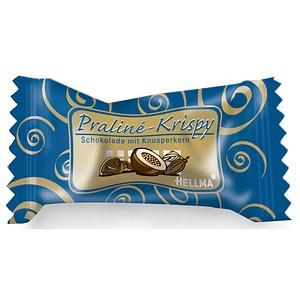 HELLMA Praliné Krispy Schokolade 380 St.