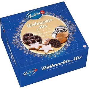 Bahlsen Weihnachtsmix Lebkuchen 2x 500 g