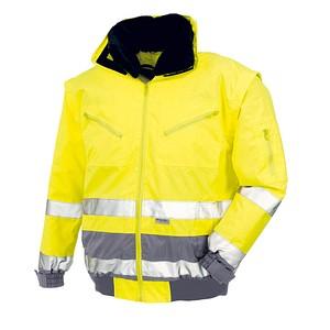 teXXor® Herren Arbeitsjacke VANCOUVER gelb Größe XL