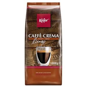 Käfer CAFFÈ CREMA lungo Kaffeebohnen 1,0 kg