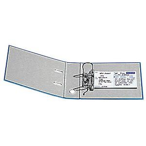 bene A5 Ordner blau Kunststoff 7,5 cm DIN A5 quer