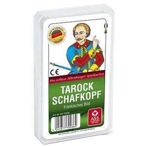 ASS ALTENBURGER TAROCK SCHAFKOPF Kartenspiel